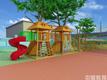 天津公安局幼儿园----树屋设计改变传统玩法