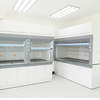 承接实验室通风系统工程 一站式设计采购安装实验台