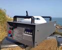 高浓度烟雾机模拟大浓雾演示仪无污染烟雾量大小可调节烟雾发生器
