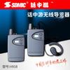 话中游无线导游器H918,