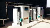 山東水消毒設備 二氧化氯發生器