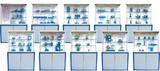 機械陳列柜、機械陳列柜系列、機械制圖、教學模具、機械制圖教學模型