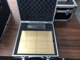 光野照射野一致性检测板