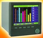 真彩无纸记录仪/无纸记录仪/彩色多路温度采集器/多路温度记录仪