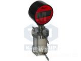 带数显压力表可拆卸柱状电池测量套件