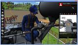 变电设备检修、运维仿真培训系统,三维模拟实训