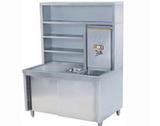 单槽茶叶柜