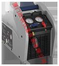 714-202-G11回收机INFICON英福康Vortex AC冷媒回收机714-202-G1
