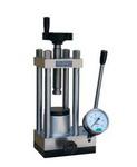 手动粉末压片机 实验室粉末压样机 小型油压机