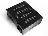 西普莱A-210工业级20口USB2.0分线器HUB集线器手机批量刷机复制拷贝充电