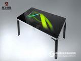 55寸智能液晶屏餐桌 電容觸摸一體廣告機多點觸控茶幾鑫飛智顯