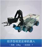 经济型机械臂小车,视觉系统自动跟踪,搬运