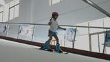 室内滑雪机 儿童训练室内滑雪机 新疆室内滑雪练习机厂家