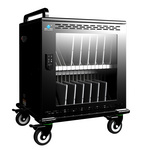 际庆科技AC40平板电脑充电柜充电车充电箱平板充电柜