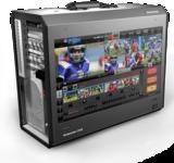 Streamstar Case 710 便携式制播系统 全高清多点触屏界面