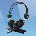 EDT-9506电脑耳机,语音室耳机,网吧耳机