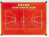篮球示教板