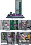 组合式模拟实训电梯