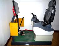 硕博095型挖掘机车模拟机,挖掘机模拟器,挖掘机模拟实操考核设备