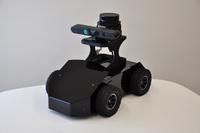 自動駕駛教育機器人    [軟件+硬件+人工智能+深度學習+目標檢測+SLAM]