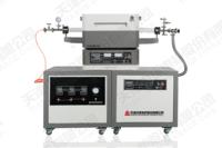 實驗電爐 1200℃單溫區CVD系統  管式爐 高溫管式爐
