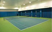 網球場館運動地膠 網球場管塑膠地板