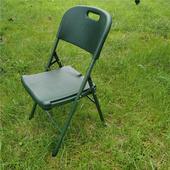 中空吹塑椅  折叠椅、?营房便携椅 户外公园椅  厂家直销