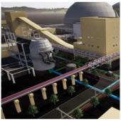 核电厂运维虚拟仿真实训系统