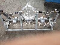 北方石化20L透明球罐噴霧粉塵濃度測試系統