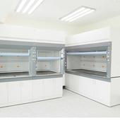 承接實驗室通風系統工程 一站式設計采購安裝實驗臺