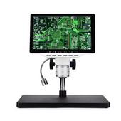 微爾度welldu WD-I106L-A 工業生產 手機維修 電路板檢測 HDMI高清視頻數碼工業顯微鏡廠家