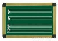 进口黑板/绿板 教学黑板 移动黑板 五线谱 拼音田字格 ?#21335;?#19977;格