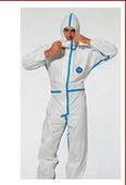 杜邦特卫强胶条型医用防护服(有医用许可证)  产品货号: wi102802 产    地: 美国Dupont/杜邦