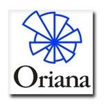 Oriana 4  圆环形资料统计绘图