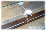 玻璃弯曲度测试仪/玻璃平整度检测仪 型号:DP-BD1