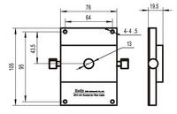光纖適配器