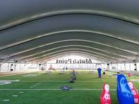 上海智慧湾—巨石达阵橄榄球训练馆