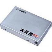 纽曼  大灵通3.5寸移动硬盘80G