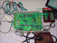 医疗仪器与虚拟仪器实验仪