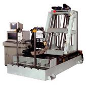 电脑伺服控制座椅静态荷重试验机