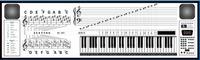 數碼﹒立體聲音樂電子示教板