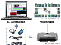 MeCa测量与标定软件