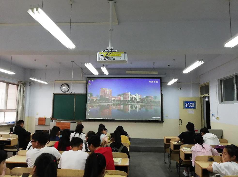 想去西北讀大學?快來看看由NEC教育機打造的這所智慧校園