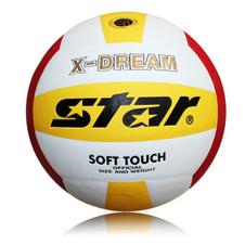 【世达-Star】手感佳 充气室内外比赛中考专用PU排球VB4025-34