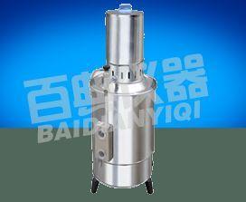 电热蒸馏水器价格,电热蒸馏水器厂家,蒸馏水器