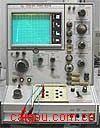 二手晶体管特性图示仪 TEK576