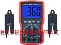 ETCR4100双钳数字相位表ETCR4100