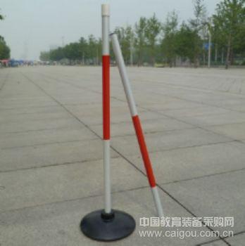 厂家直销标志杆汽车驾驶员练车杆倒车杆练习杆送安全锤