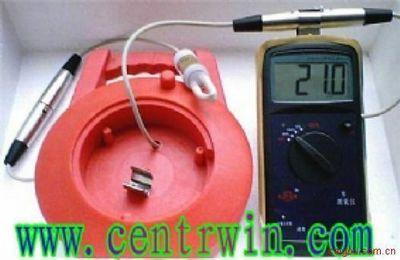 手持便携式测氧仪/袖珍测氧仪/氧气分析仪/船舱(矿井)测氧仪 型号:ZD1CY-12CB