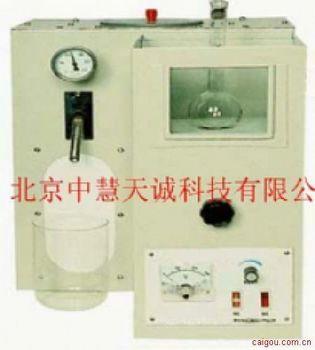 石油产品蒸馏试验器(前置式) 型号:SJDZ-6536